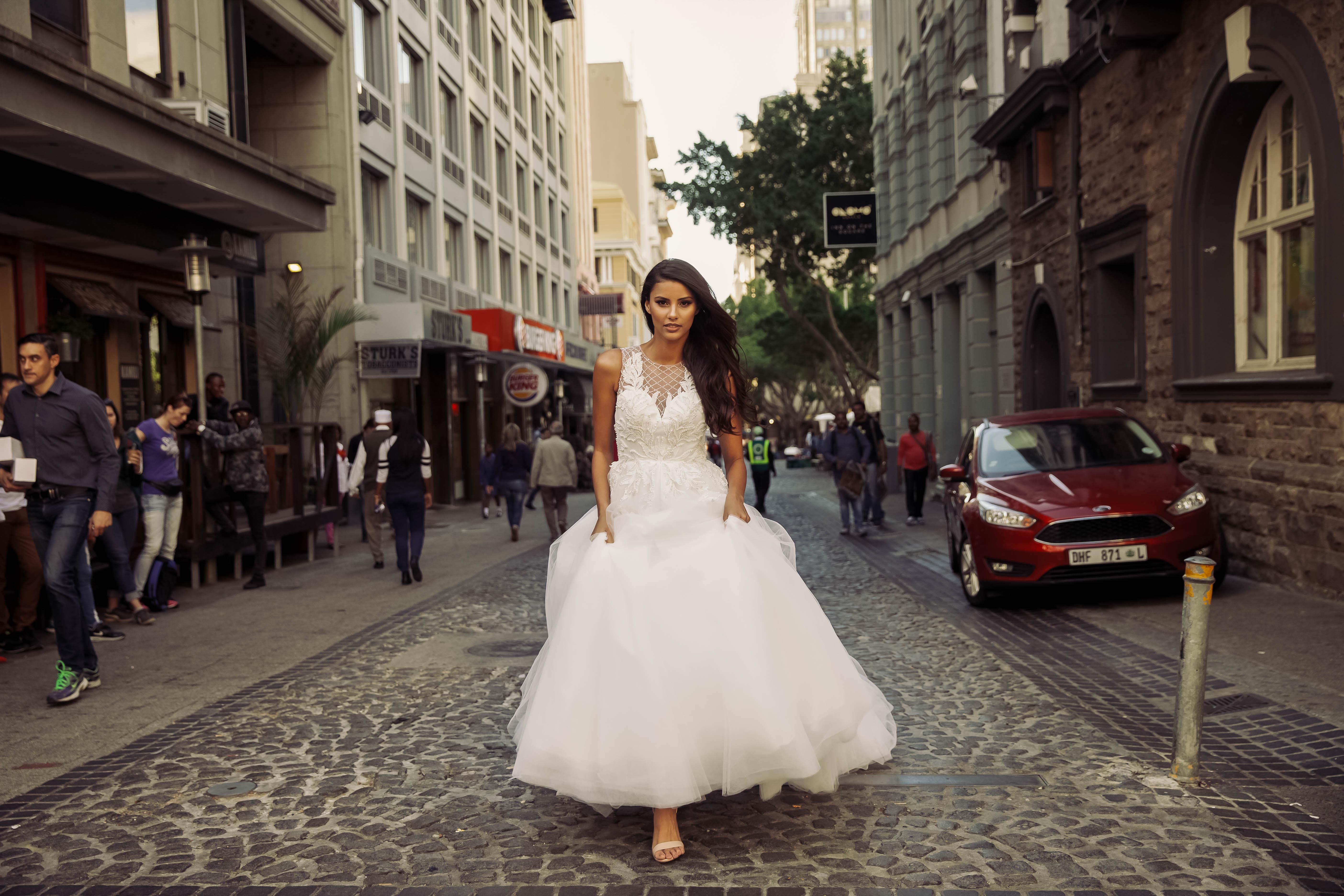 Tashreeqah Sadien Bridal Gowns