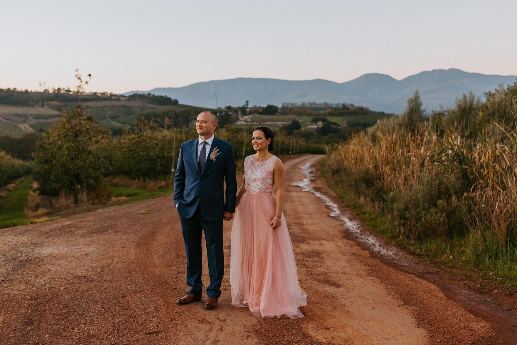 Kirsten Kruger-Hill wedding