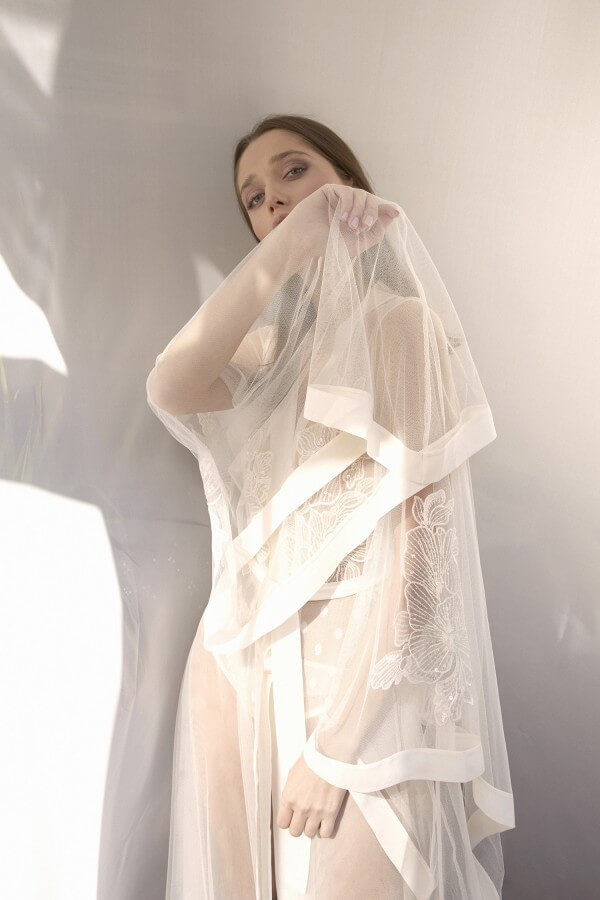 Tashreeqah Sadien Chanel Robe