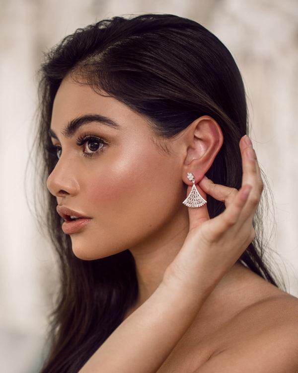Nina Drop Earrings